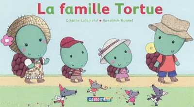 QUEUE LEU LEU T36 LA FAMILLE TORTUE LALLEMAND ORIANNE CASTERMAN